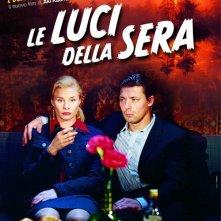 La locandina italiana di Le luci della sera