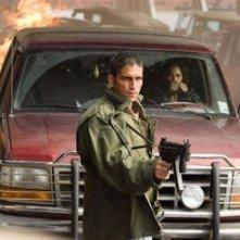 Bruce Greenwood in una scena di Deja Vu - Corsa Contro Il Tempo