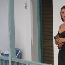 Natalia Estrada in una scena di Olè