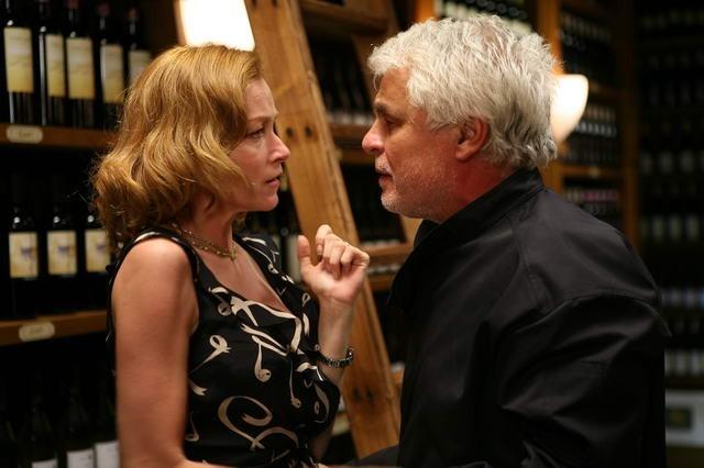 Stefania Rocca E Michele Placido In Una Scena Di Commediasexi 34524