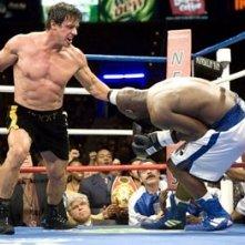 Sylvester Stallone insieme ad Antonio Tarver in Rocky Balboa
