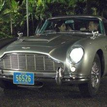 Daniel Craig e Caterina Murino in una scena del film Casino Royale