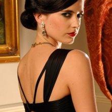Eva Green è Vesper Lynd in una scena del film Casino Royale