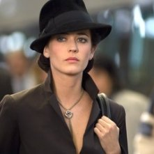 Una splendida Eva Green in una scena del film Casino Royale