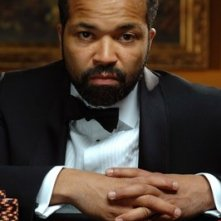 Jeffrey Wright in una scena del film Casino Royale