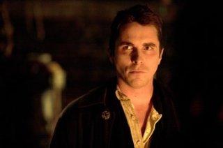 Christian Bale in una scena di 'The Prestige'