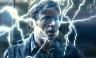 Hugh Jackman in una scena ddel film 'The Prestige'