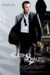 La locandina di Casino Royale con Daniel Craig