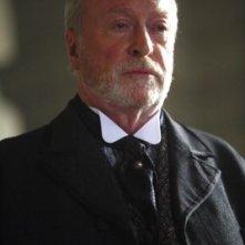 Michael Caine in una scena di 'The Prestige'