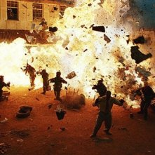 Una sequenza 'esplosiva' del film Casino Royale