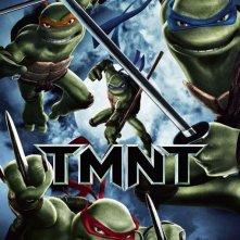 La locandina di Teenage Mutant Ninja Turtles