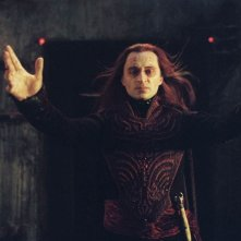 Robert Carlyle in una sequenza di Eragon