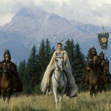 Sienna Guillory in una immagine di Eragon
