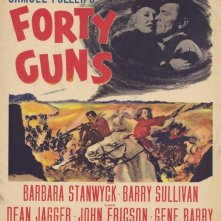 La locandina di Quaranta pistole
