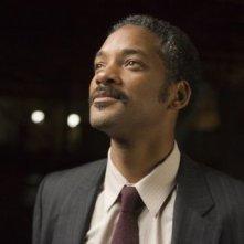 Will Smith in una scena del film La ricerca della felicità