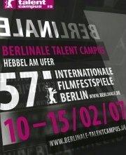 Berlinale 2007: il manifesto della sezione Campus.