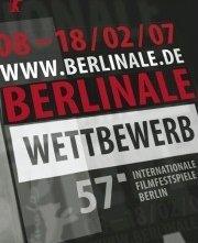 Berlinale 2007: il manifesto della sezione competitiva.