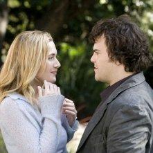Kate Winslet e Jack Black protagonisti del film L'amore non va in vacanza