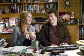 Kate Winslet e Jack Black ne L'amore non va in vacanza