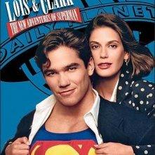 La locandina di Lois & Clark
