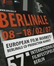 Berlinale 2007: il manifesto della sezione European Film Market.