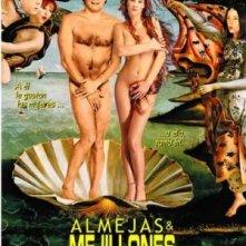 La locandina di Almejas y mejillones