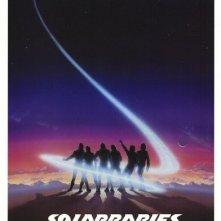 La locandina di Solar warriors - i guerrieri del sole