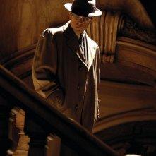 Matt Damon in una scena del film The Good Shepherd, di Robert De Niro