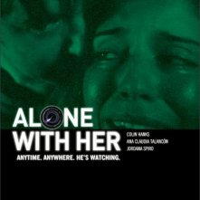 La locandina di Alone with Her