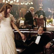 Matt Damon e Angelina Jolie in una immagine del film The Good Shepherd