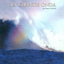 La locandina di La grande onda