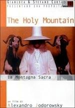 La locandina di La Montagna Sacra