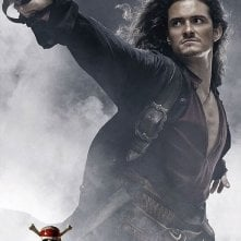 Orlando Bloom in un'immagine promo di Pirates of the Caribbean: At Worlds End