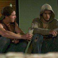 Shawn Hatosy e Justin Timberlake in una scena del film Alpha Dog