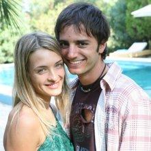 Nicolas Vaporidis e Carolina Crescentini nel film Notte prima degli esami - Oggi