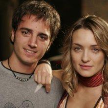 Nicolas Vaporidis e Carolina Crescentini in una scena del film Notte prima degli esami - Oggi