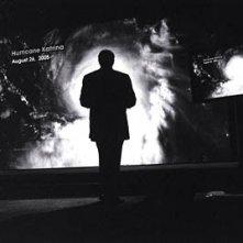 Il politico Al Gore in una scena del documentario Una scomoda verità