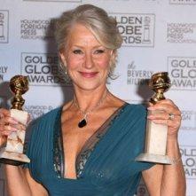 Helen Mirren regina indiscussa dei Golden Globes 2007