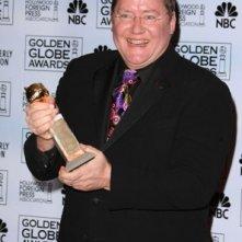 John Lasseter premiato per Cars ai Golden Globes 2007