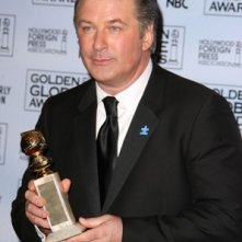 Alec Baldwin premiato per 30 Rock ai Golden Globes 2007