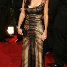 Courteney Cox ai Golden Globes 2007