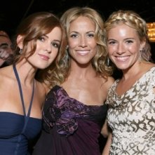 Sienna Miller, Isla Fisher e Sheryl Crow ospiti del Golden Globes 2007