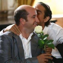 Antonio Albanese e Sergio Rubini in una scena di Manuale D'Amore 2 - Capitoli successivi