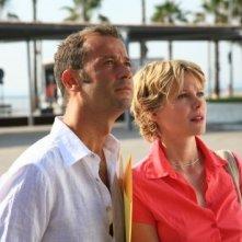 Barbora Bobulova e Fabio Volo in una scena di Manuale D'Amore 2 - Capitoli successivi