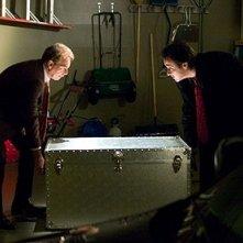 Billy Bob Thornton e John Cusack in una sequenza del film The Ice Harvest