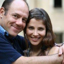 Carlo Verdone ed Elsa Pataky in una scena di Manuale D'Amore 2 - Capitoli successivi