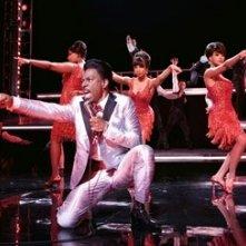 Eddie Murphy, Beyoncé Knowles, Jennifer Hudson e Anika Noni Rose in Dreamgirls