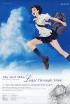 La locandina di The Girl Who Leapt Through Time