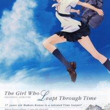 La locandina di The Girl Who Leapt Through Time