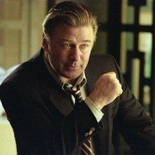 Alec Baldwin in una scena del film Correndo con le forbici in mano